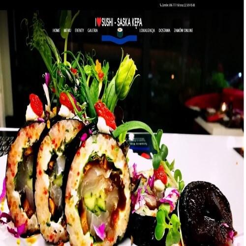 Catering sushi Warszawy – Powiśle