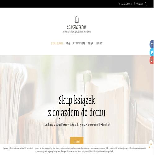 Skup książek - Zielona Góra