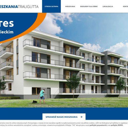 Mieszkania od developera - Grodzisk Mazowiecki