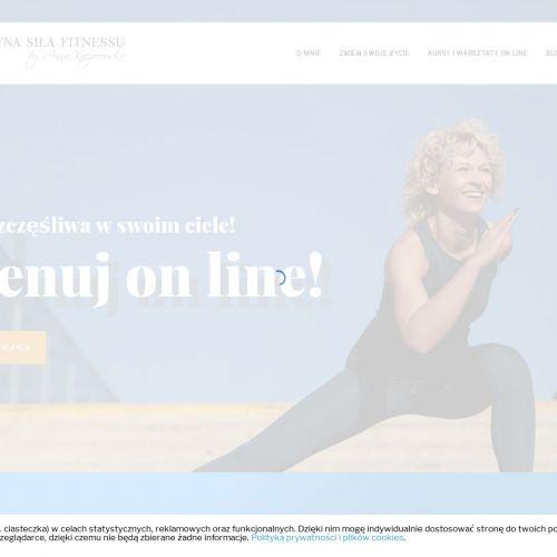 Ćwiczenia fitness online