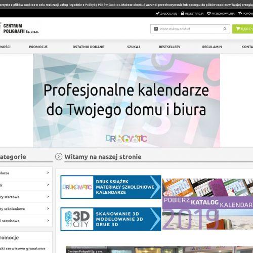 Uniwersalne kalendarze książkowe - Warszawa