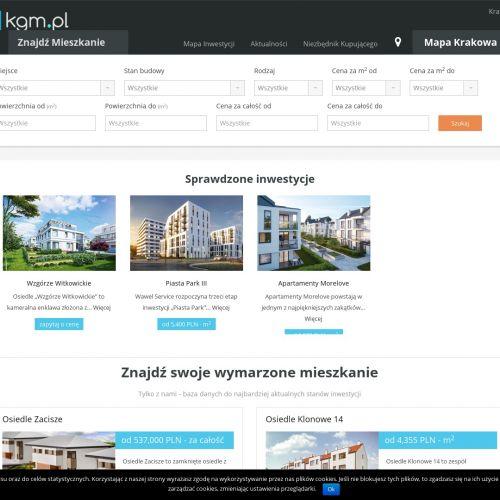 Mieszkania dla młodych - Kraków Ruczaj
