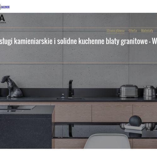 Usługi kamieniarskie - Warszawa
