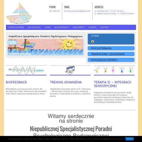 Terapia behawioralna - Szczecin