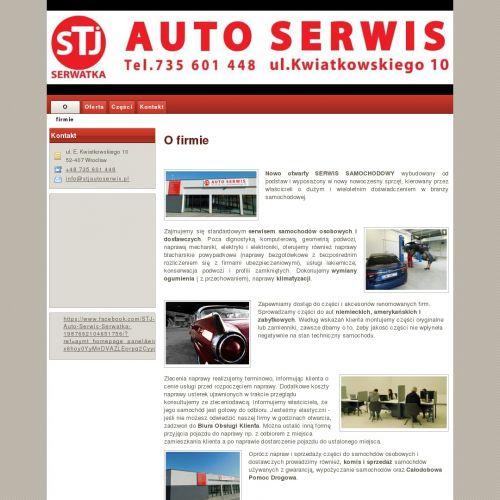 Mechanik samochodowy - Sobótka