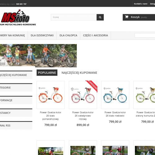 Rowery górskie dla dzieci