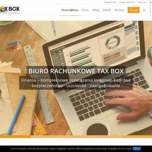 Doradztwo podatkowe i finansowe