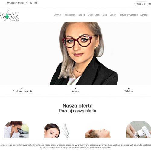 Lekarz od włosów w Szczecinie