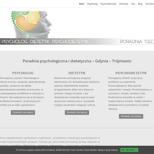 Pomoc psychologiczna dla samotnych - Gdynia