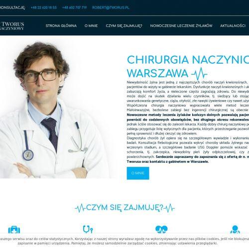 Lekarz od żylaków