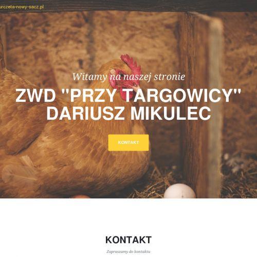 Kury na sprzedaż