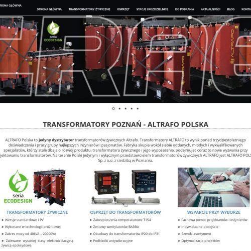 Transformatory suche