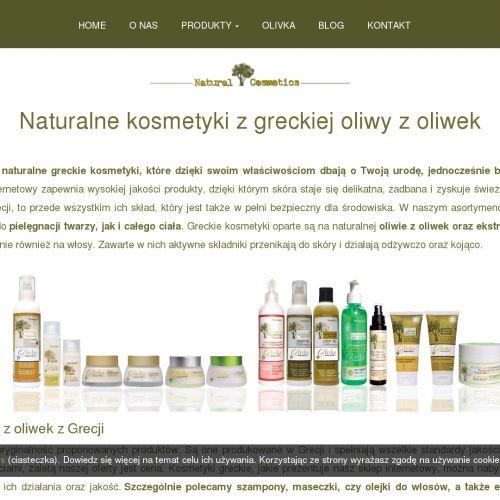 Kosmetyki naturalne online