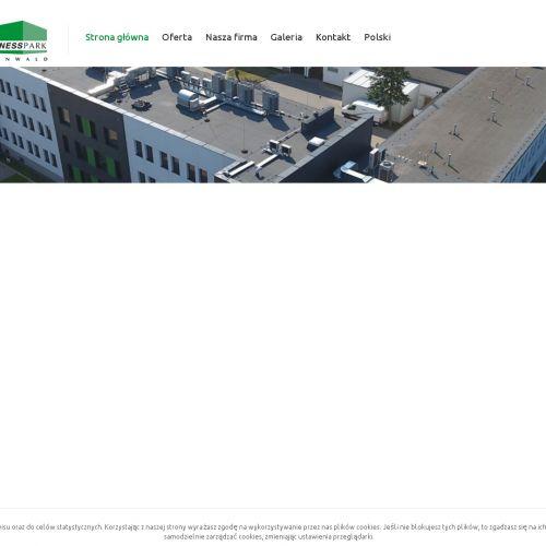 Nowe biura dla firm na wynajem