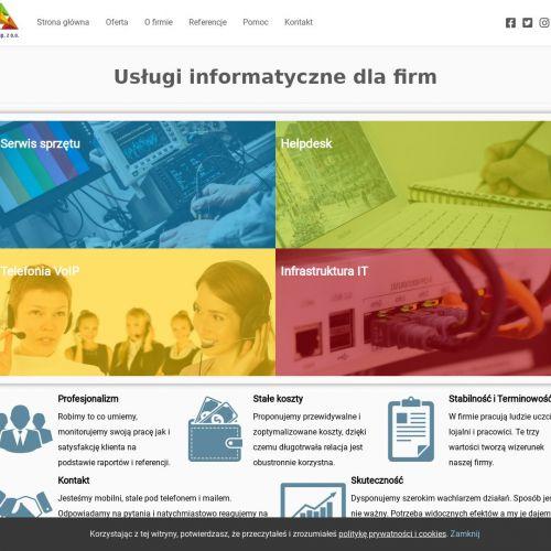 Outsourcing IT w Warszawie