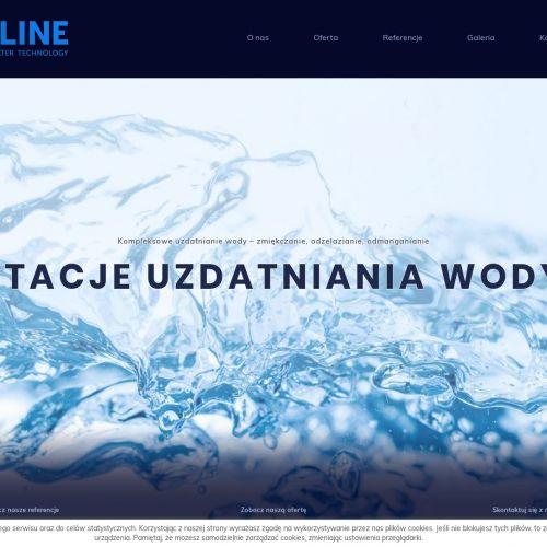 Aqualine z Warszawy