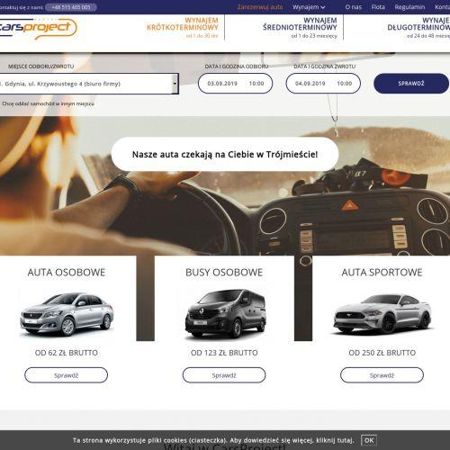 Tanie wypożyczalnia aut osobowych