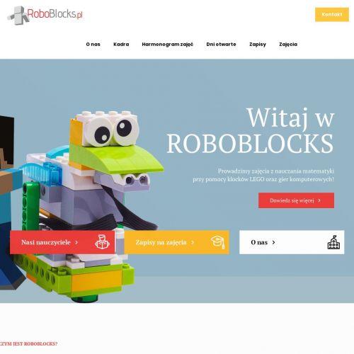 Kursy robotyki dla dzieci i młodzieży