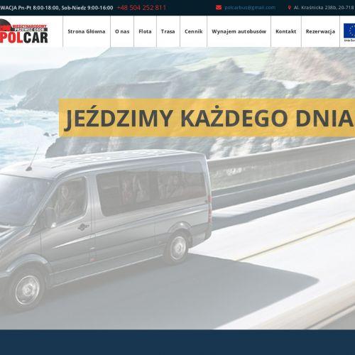 Przewozy na trasie Polska-Niemcy