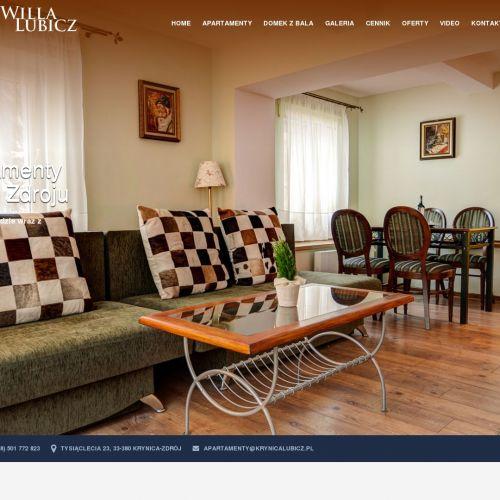 Tani apartament w Krynicy Zdrój