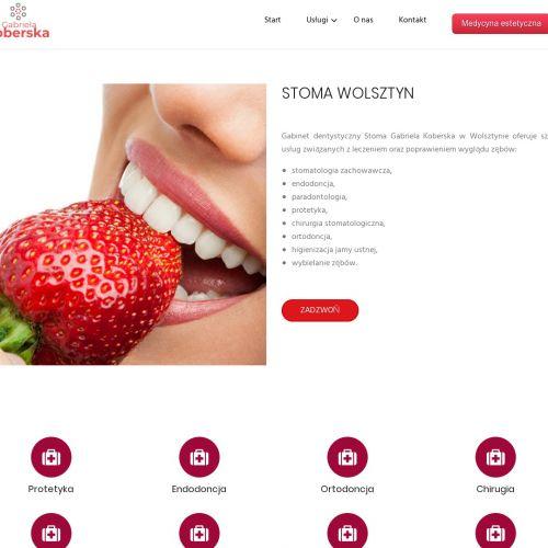 Prostowanie zębów w Wolsztynie