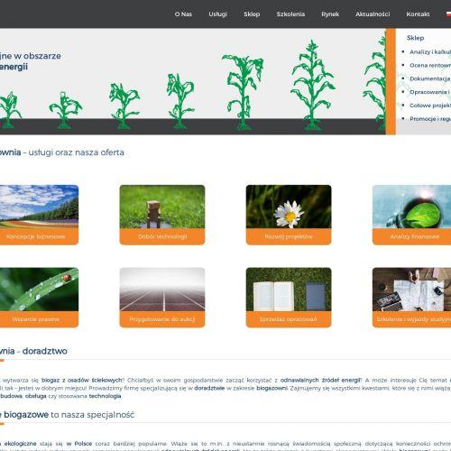 Technologia produkcji biogazu