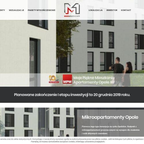 Apartamenty klasy premium w Opolu