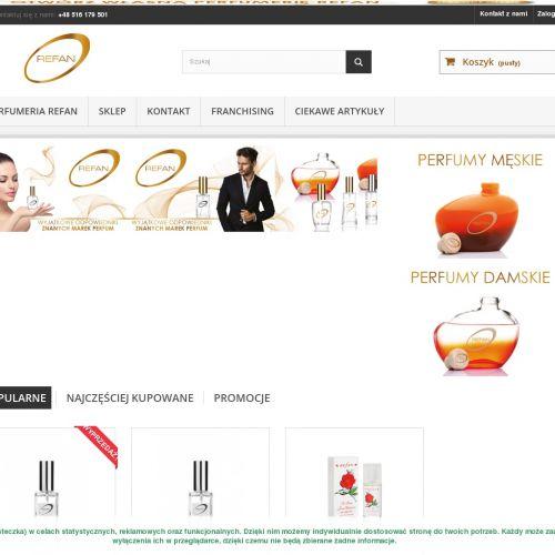Najtańsze perfumy sklep online
