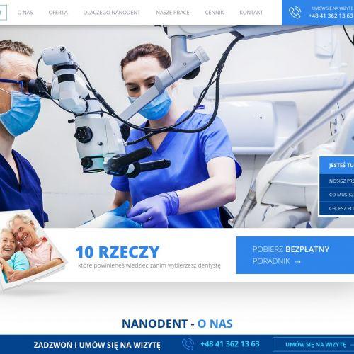 Gabinet stomatologiczny w Kielcach