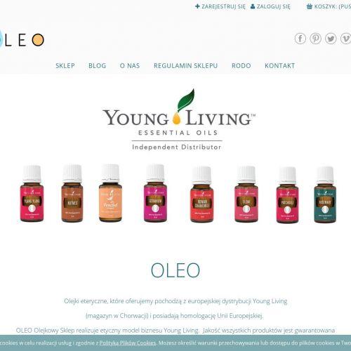 Olejki marki Young Living oraz Doterra