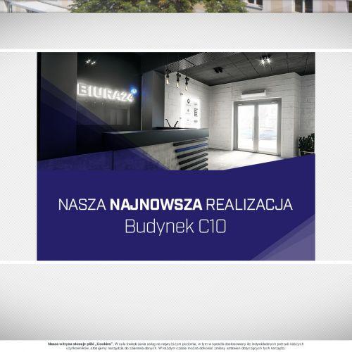 Nowoczesne biurowce w Warszawie