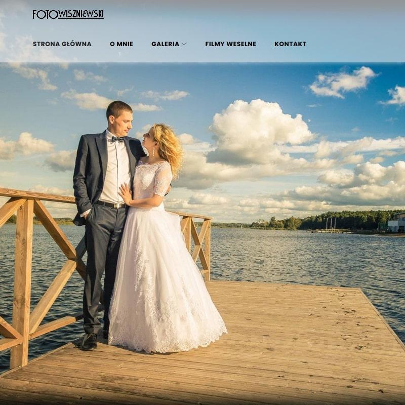 Fotografa na wesele w Hajnówce