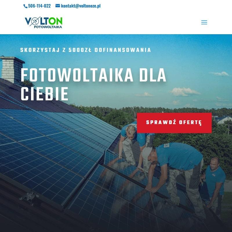 Instalacje fotowoltaiczne w Olsztynie