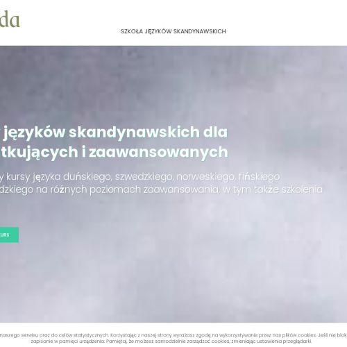 Kurs fińskiego i języka duńskiego online