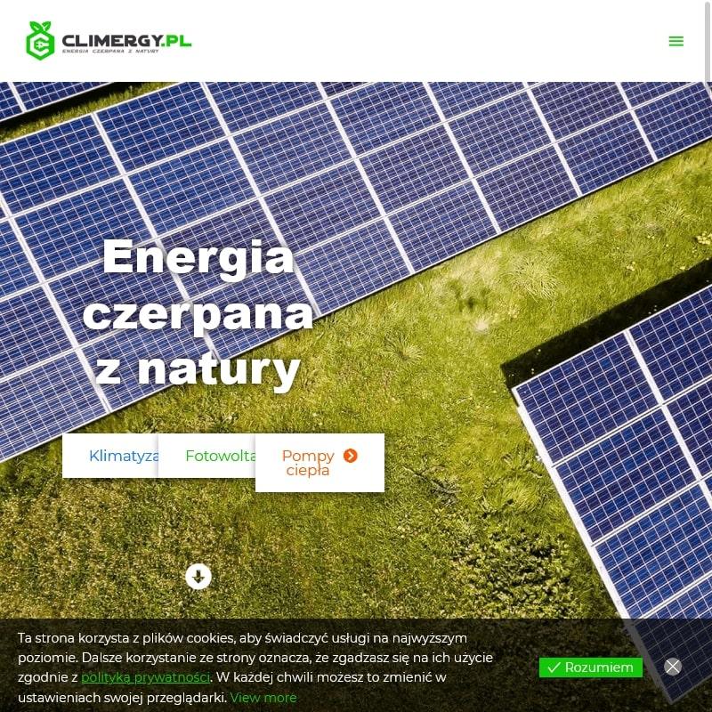 Baterie słoneczne na dach