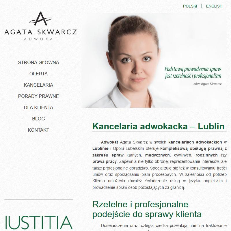 Powództwo o alimenty - Lublin