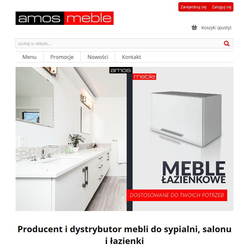 Meble do sypialni - Ostrów Wielkopolski