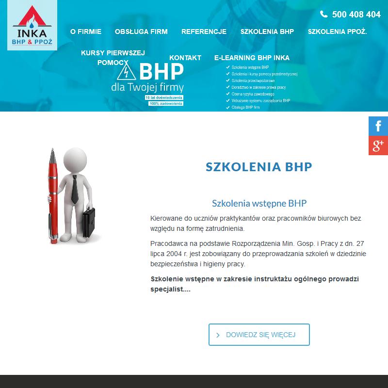 Nadzór BHP