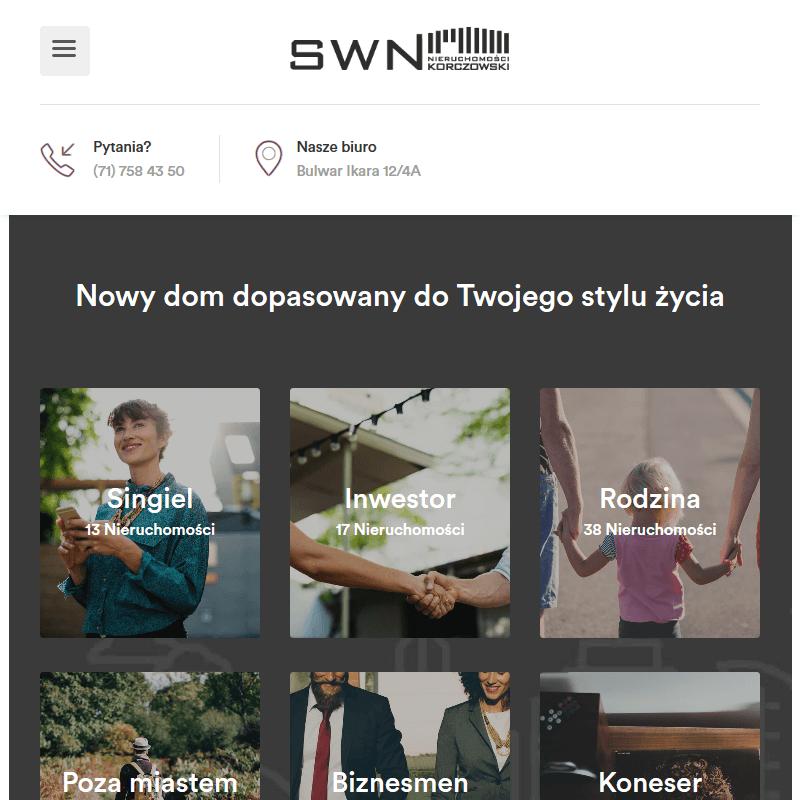 Willa podmiejska - Wrocław