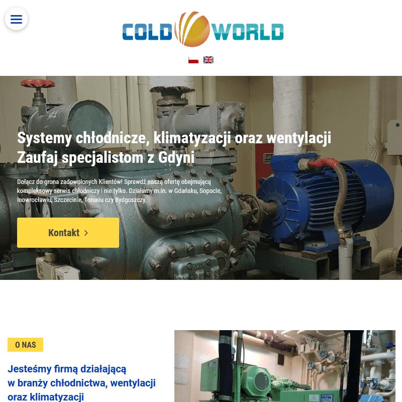 Serwis klimatyzacji i chłodniczy w Bydgoszczy