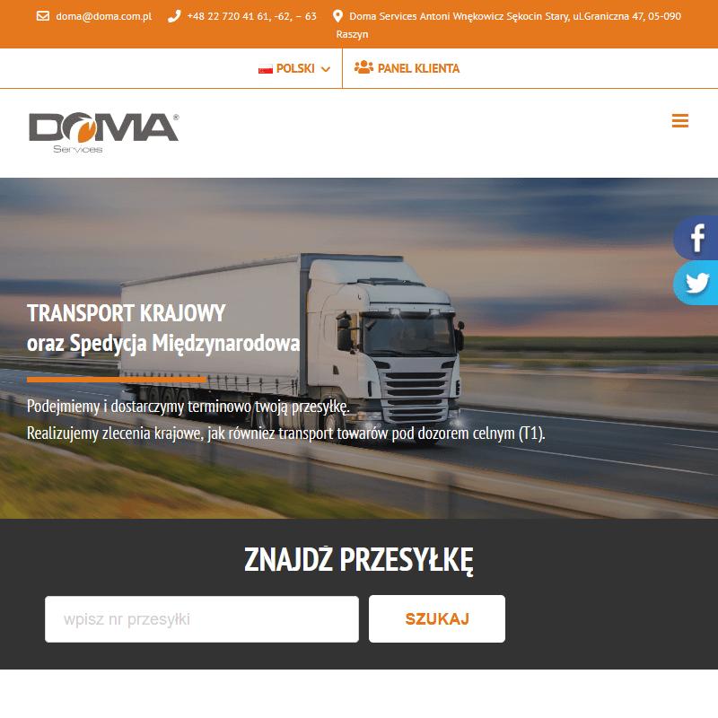 Eksport kontenerów z Polski na cały świat