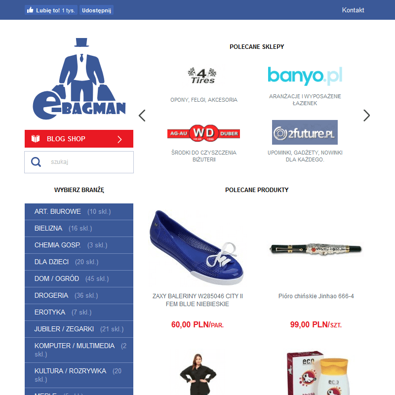 Reklamowanie sklepu internetowego - Kraków