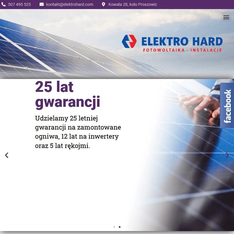 Montaż paneli fotowoltaicznych w Krakowie