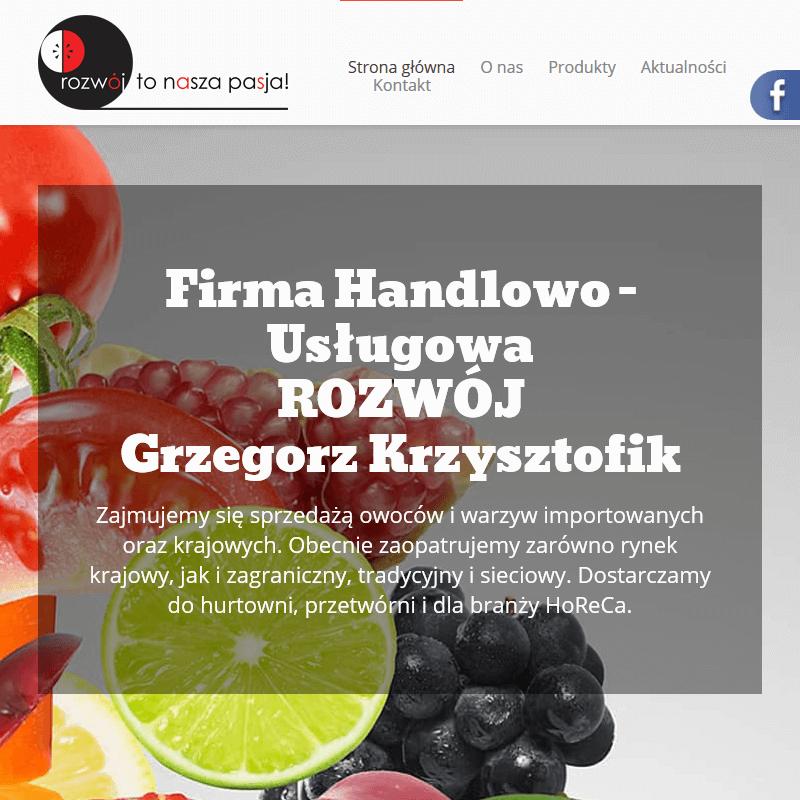 Import warzyw do Polski