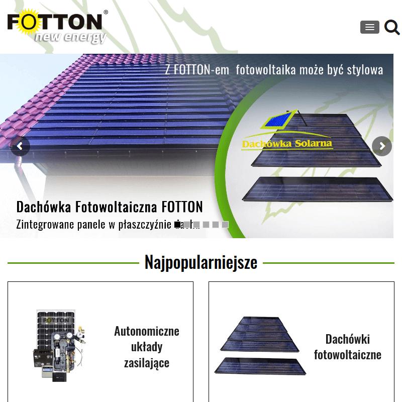 Zestawy solarne z kolektorami słonecznym