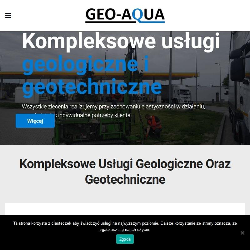Odwierty geotechniczne i badawcze