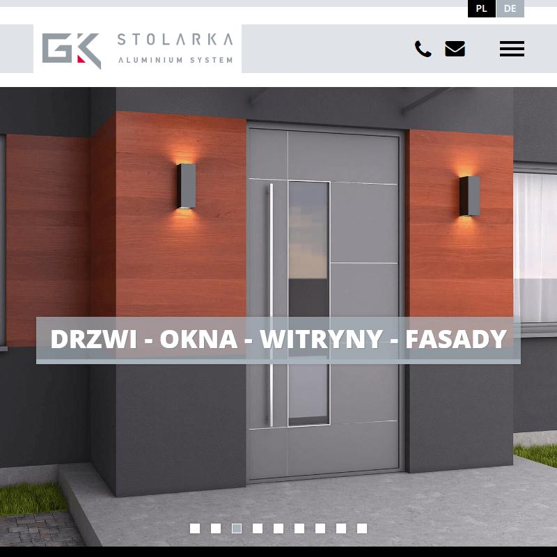Dzwi stalowe - Gliwice