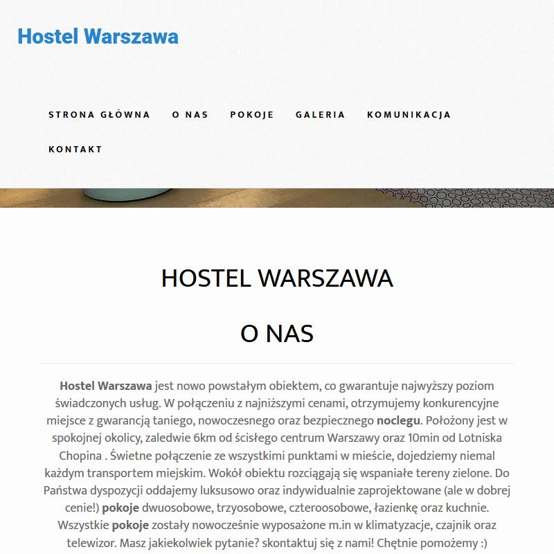 Motel - Warszawa
