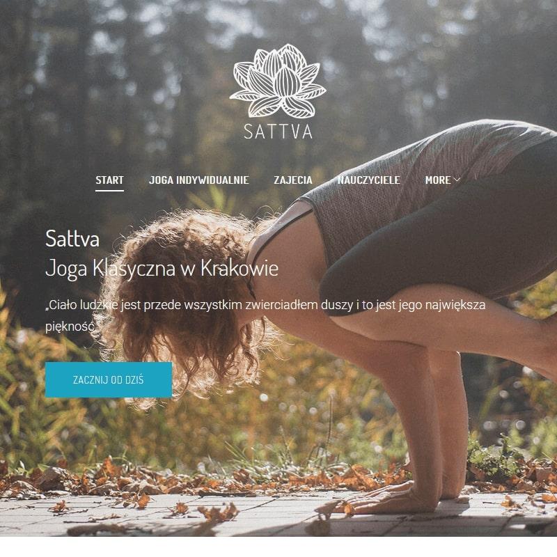 Kurs jogi dla początkujących i medytacje