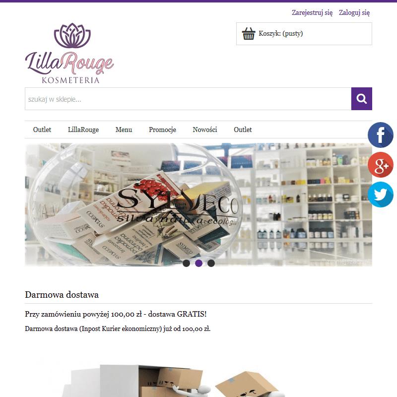 Kosmetyki naturalne - Poznań